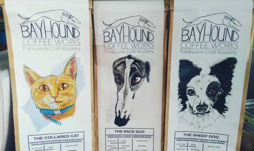 BAYHOUND COFFEE