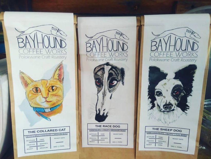 BAYHOUND COFFEE